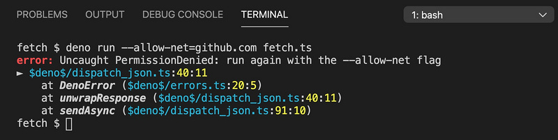 fetch other domain
